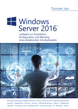 Thorsten Jarz:Windows Server 2016