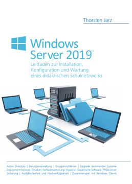 Thorsten Jarz:Windows Server 2019